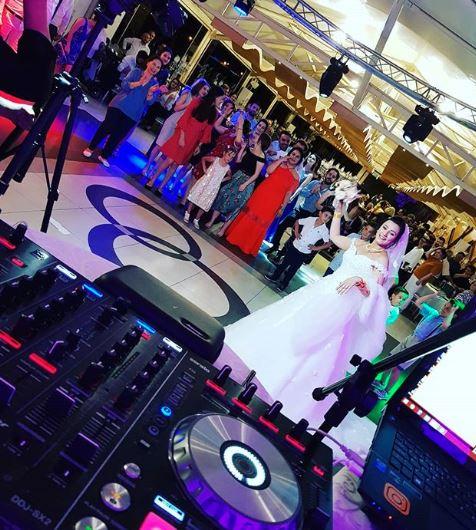 wedding dj dance floor