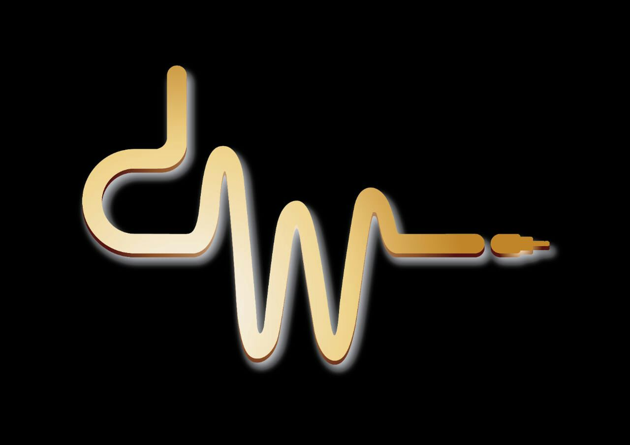 Dj hire logo