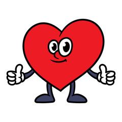 heart DJ